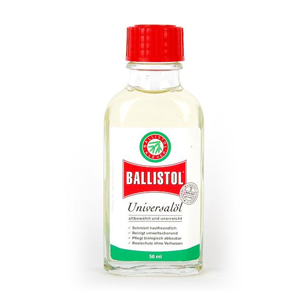 Масло Klever Ballistol 50 мл, в стекле